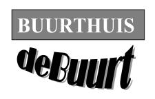 Buurthuis deBuurt